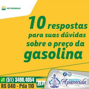 10 respostas para suas dúvidas sobre o preço da gasolina