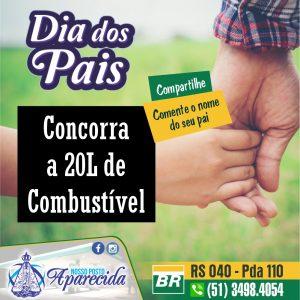 Read more about the article Sorteio do Dia dos Pais no Facebook!