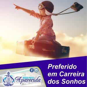 "Petrobrás entre as 10 empresas preferidas no ranking ""Carreira dos Sonhos"""
