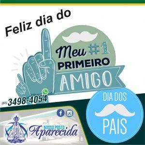 Read more about the article Feliz dia dos Pais