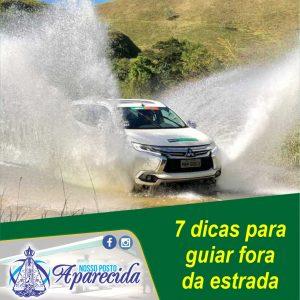 Read more about the article 7 dicas para guiar fora da estrada