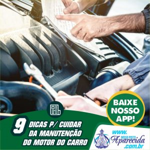9 Dicas para a manutenção do Veículo