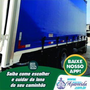 Saiba como escolher e cuidar da lona do seu caminhão