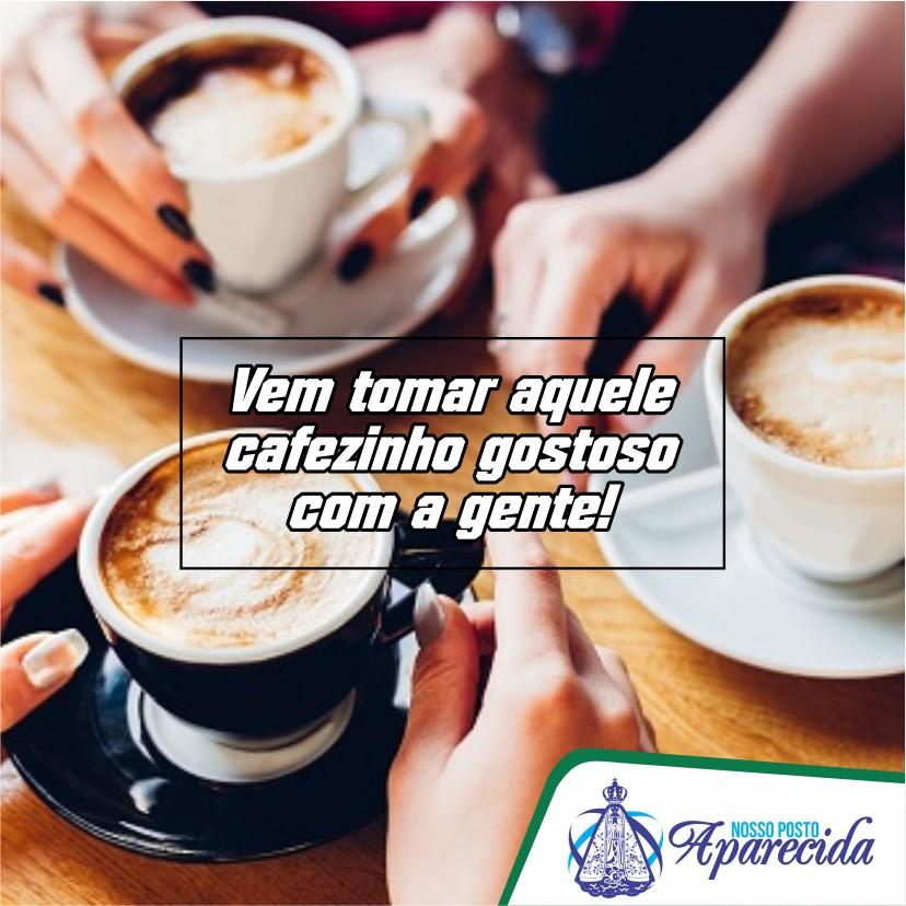 Venha tomar aquele cafezinho!