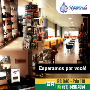 Read more about the article Esperamos por você!