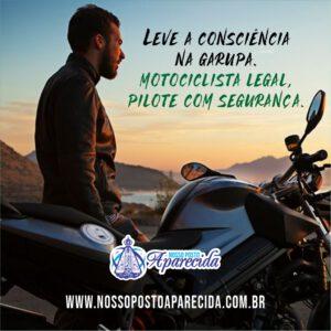 Motociclista legal