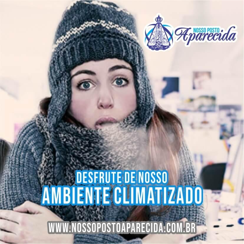 Ambiente Climatizado