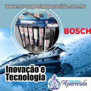 Limpadores Bosch
