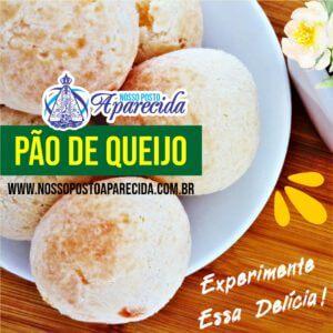 Read more about the article Pão de queijo….Hummmmm