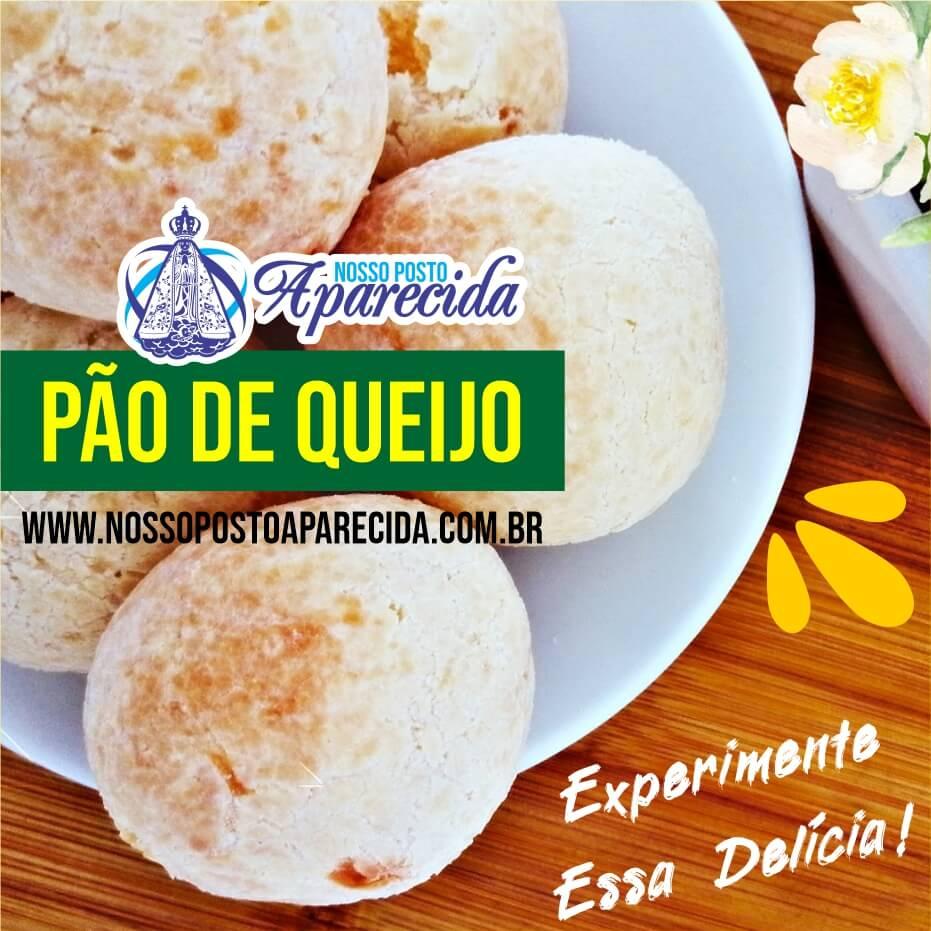 You are currently viewing Pão de queijo….Hummmmm
