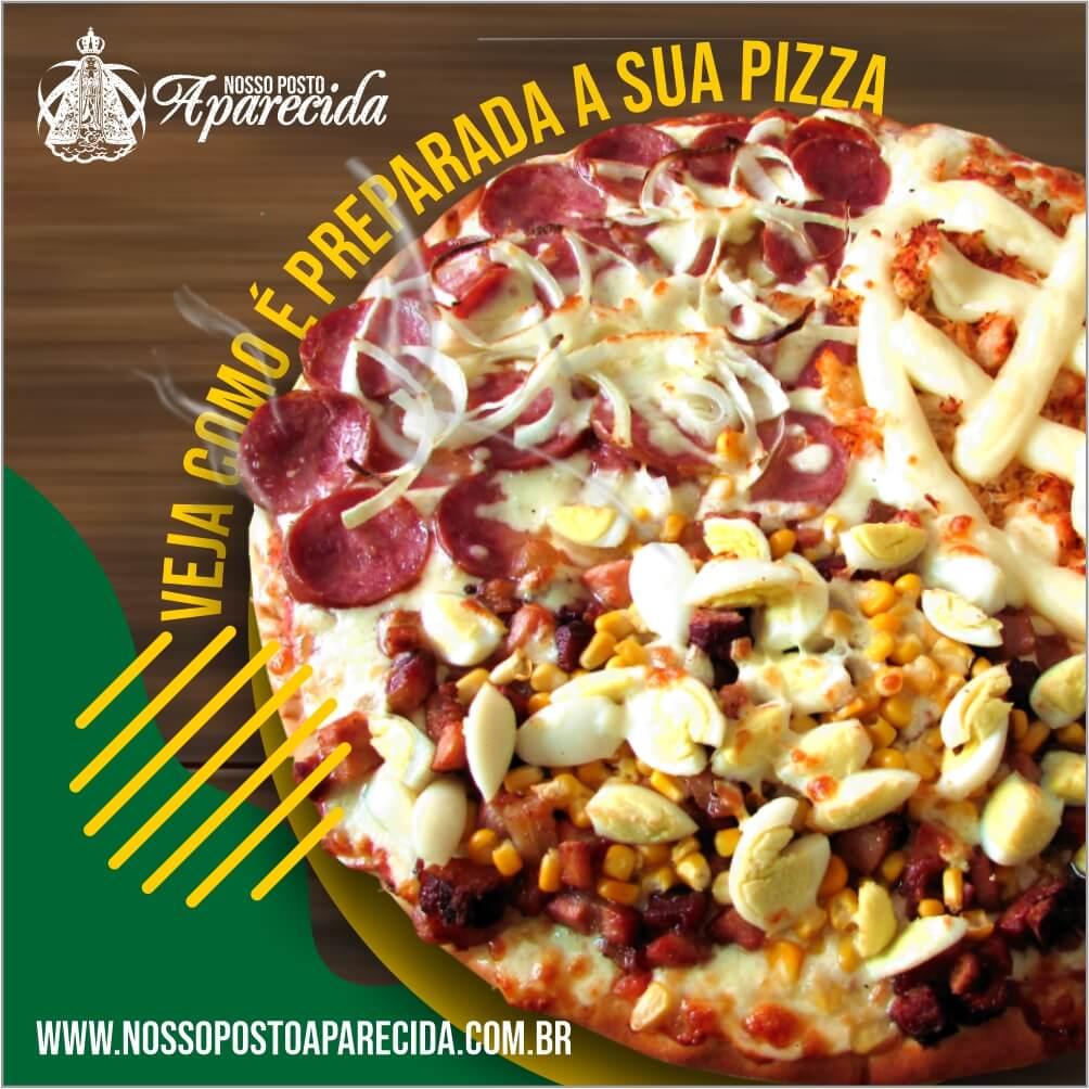 You are currently viewing Como é o preparo da Pizza?