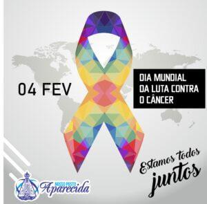 Dia Mundial da luta do câncer