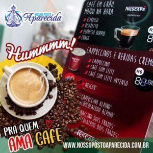 Pra quem AMA Café