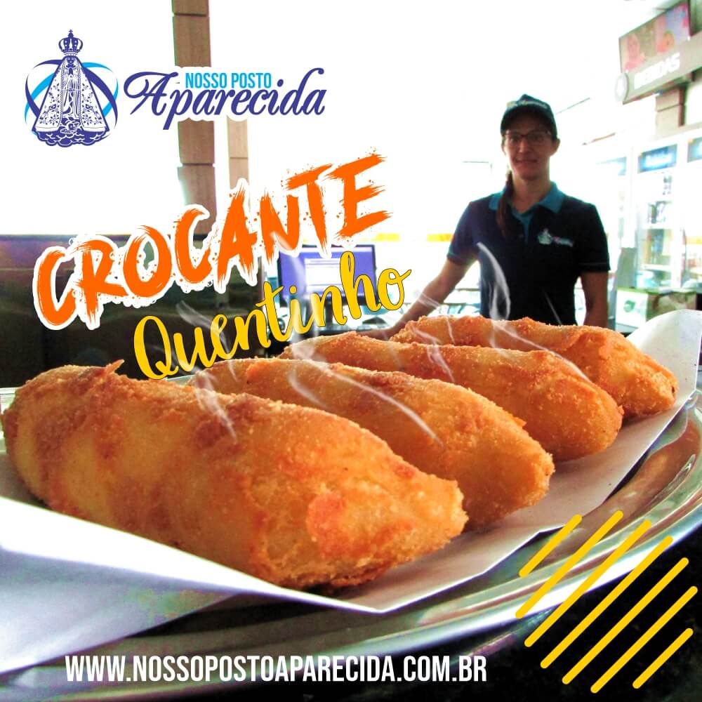 You are currently viewing Crocante e Quentinho