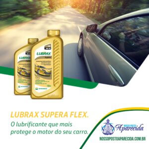 Lubrax – protege seu motor