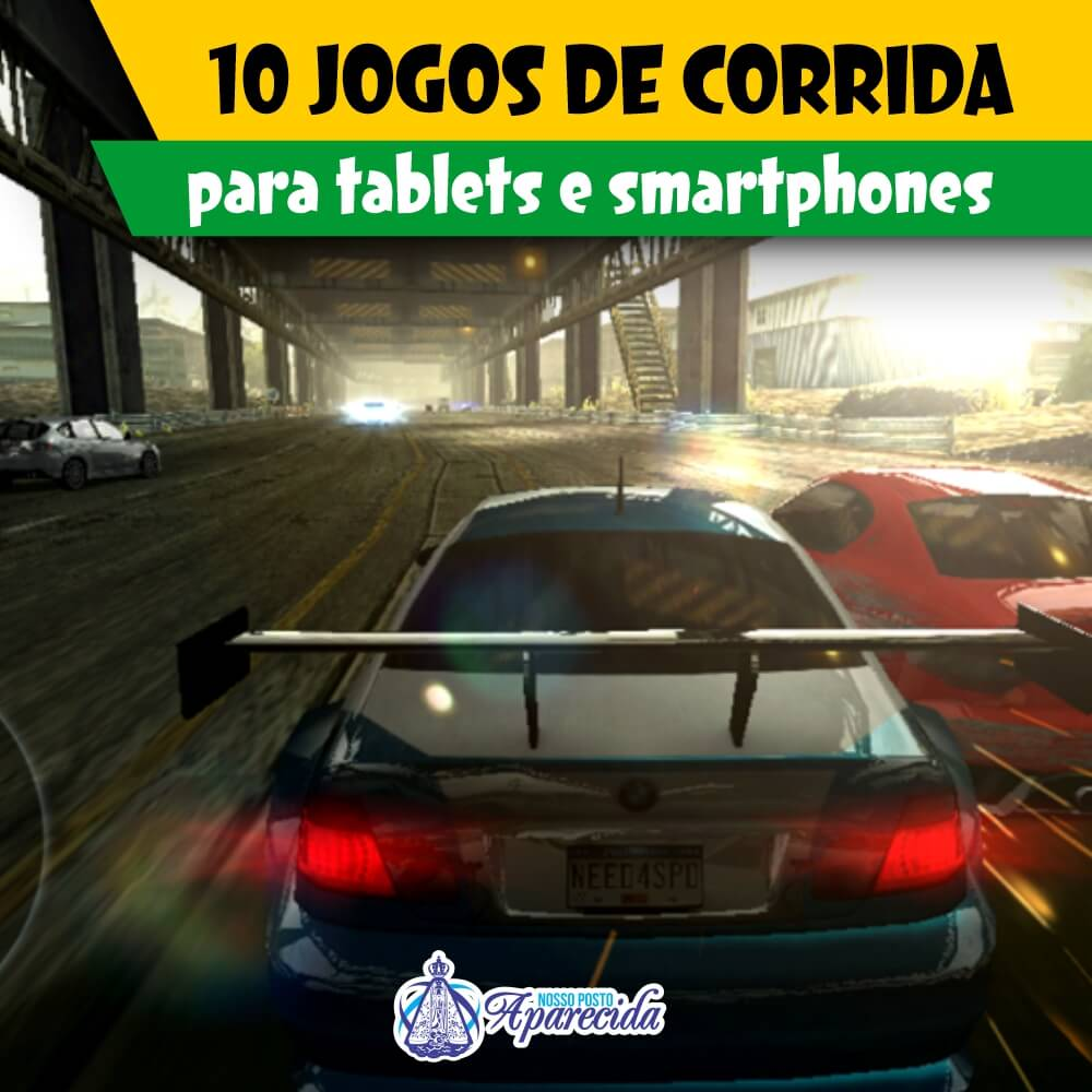 10 jogos de corrida para tablets e smartphones